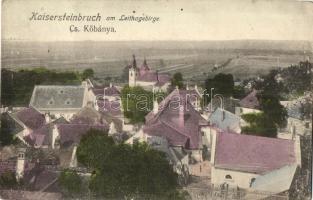 Császárkőbánya, Kaisersteinbruch; látkép / general view (Rb)