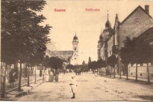 Szentes, Petőfi utca, templom (EK)