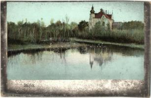 Siófok, villa, kiadja Reich Farkas (fl)
