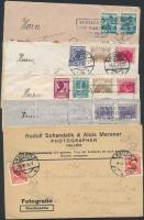 Ausztria 21 db levél az 1930-as évekből