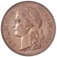 Franciaország 1878. Világkiállítás 1878 Párizs - Nemzeti Pénzverde Br emlékérem. Szign.: Barre (30mm) T:1-,2  France 1878. Worlds fair - Administ. des Monnaies Br medallion. Sign: Barre (30mm) C:AU,XF