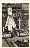 1938 Budapest V. Országház, Szent István Jubileumi Év (EK)