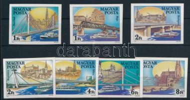 1985 Duna-hidak vágott sor (3.500)