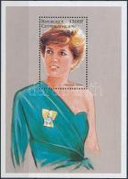 1997 Diana hercegnő blokk Mi 590