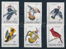 1985 Madarak (XI.) vágott sor (4.000)