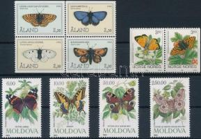 1994 Pillangó motívum 3 klf sor