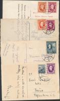 Szlovákia 15 db levél, levelező- és képeslap