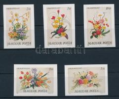 1989 Virágkötészet vágott sor (3.500)