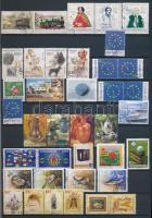 2004 Összeállítás, benne 8 db sor, 20 db önálló érték, 3 db pár A4-es berakólapon (14.330)
