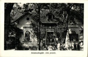 Balatonboglár, Iris panzió (EK)