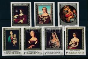 1983 Festmények (XIX.) vágott sor (4.000)