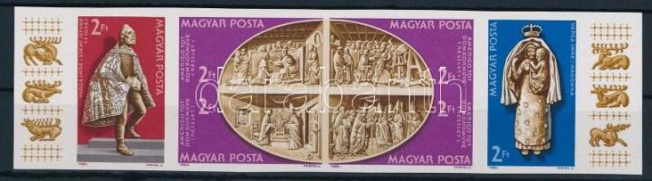 1982 A vatikáni magyar kápolna műalkotásai vágott csík (3.000)