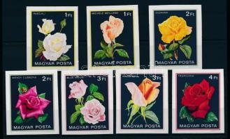 1982 Rózsák (II.) vágott sor (4.000)