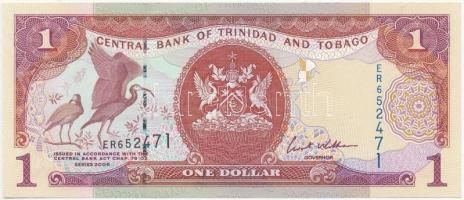 Trinidad és Tobago 2006. 1$ T:I Trinidad and Tobago 2006. 1 Dollar C:UNC