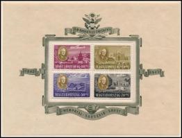 1947 Roosevelt légiposta blokk (25.000)