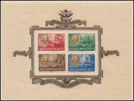 1947 Roosevelt postai blokk (25.000)