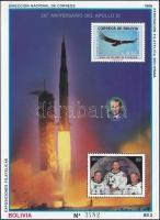 1989 Első Holdraszállás blokk Mi 183