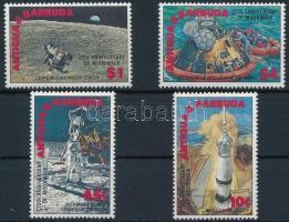 1989 Karácsony sor Mi 1294-1297