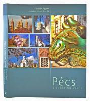 Fucskár Ágnes-Fucskár József Attila: Pécs, a sokszínű város. Pécs, 2010, Alexandra. Kiadói kartonált papírkötés, kiadói papírborítóban. Jó állapotban.