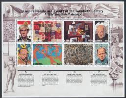 1997 20. századi festők kisívsor Mi 1933-1948