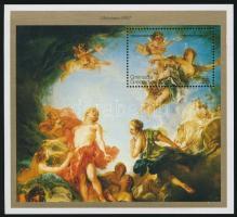 1997 Festmények blokk Mi 405