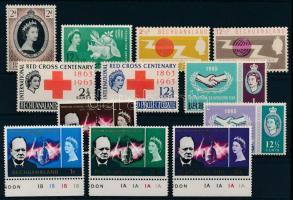 1953-1966 6 klf kiadás