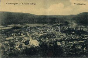 Boksánbánya, Németbogsán; Látkép, W. L. 1133. / general view (fa)