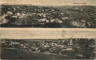 Balatonendréd, látkép, Karinger Károly műintézetének kiadása (EK)
