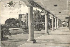 Abbazia, Palace Hotel, árkádok / hotel, arcade (EK)
