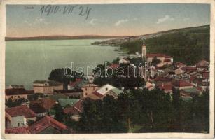 Szelce, Selce-Vinodol; Látkép / general view (fa)