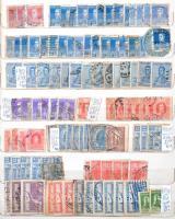 Latin Amerika Javarészt régi bélyegek, többletpéldányok 10 lapos A4-es berakóban
