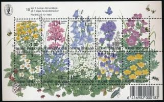 1994 Mezei virágok blokk Mi 13