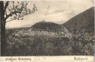 Kisdisznód, Michelsberg, Cisnadioara; Látkép / general view (EK)