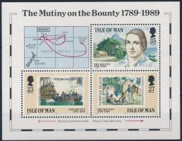 Mutiny on the Bounty block, Lázadás a Bountyn blokk