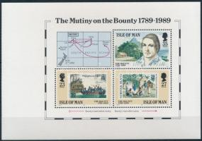 1989 Lázadás a Bountyn blokk Mi 11