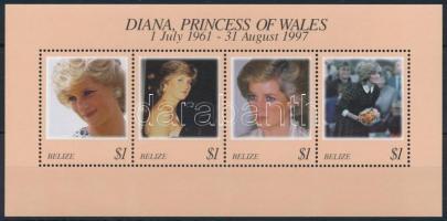 1998 Diana hercegnő blokk Mi 99