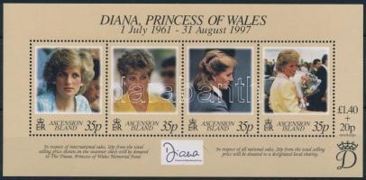 Princess Diana block, Diana hercegnő blokk