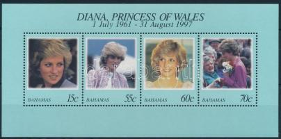 1998 Diana hercegnő blokk Mi 88