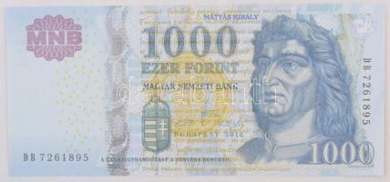 2012. 1000Ft DB T:I