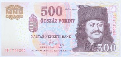 2008. 500Ft EB T:I