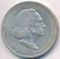 1936. 2P Ag Liszt T:1-,2 apró ph. Adamo P7.3