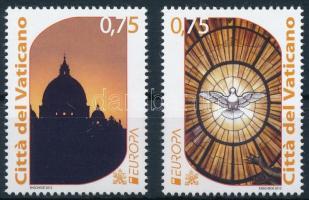 2012 Europa CEPT: Látogatások sor Mi 1740-1741
