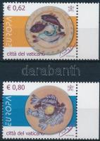 2005 Europa CEPT: Gasztronómia sor Mi 1521-1522