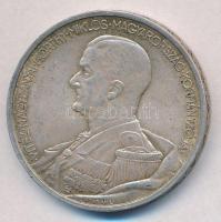 1939. 5P Ag Horthy balra T:2 patina Adamo P8.2