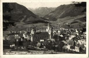 Mariazell, general view, Alps, Hochschwab mountain (EK)