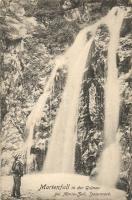Mariazell, Mariafall in der Grünau / waterfall (EK)