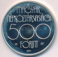 1987. 500Ft Ag Nyári Olimpia - Szöul 1988 T:PP ujjlenyomat,felületi karc Adamo EM99