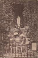 Pozsony, Pressburg, Bratislava; Mária Lourdi-kápolna, Neffe J. kiadása / church (kis szakadás / small tear)