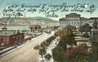 Budapest V. Ferenc József tér (b)