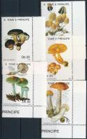 1990 Gomba ívsarki sor Mi 1884-1888